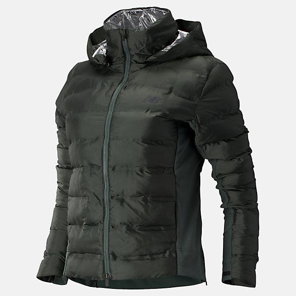 New Balance NB Radiant Heat Jacket, WJ93215SLG