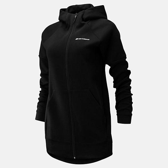 New Balance Sport Style Core Jacket, WJ93506BK