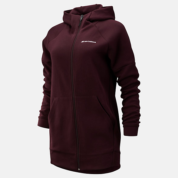 New Balance Sport Style Core Jacket, WJ93506HNA