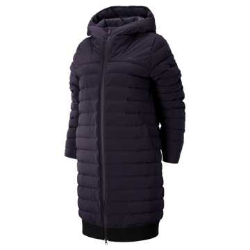 New Balance Sport Style Select Heat Down Jacket, Iodine Violet