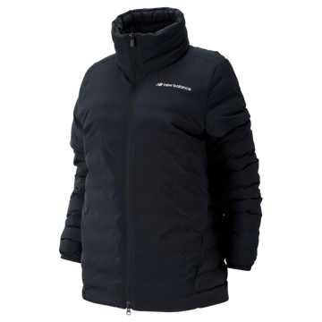 New Balance Sport Style Synth Jacket, Black