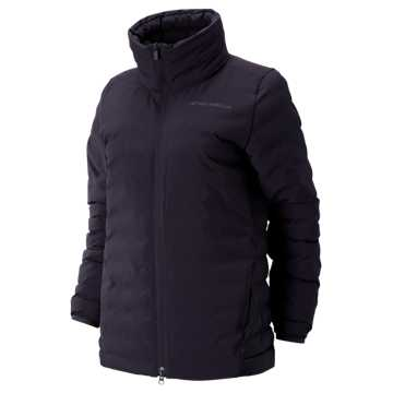 New Balance Sport Style Synth Jacket, Iodine Violet