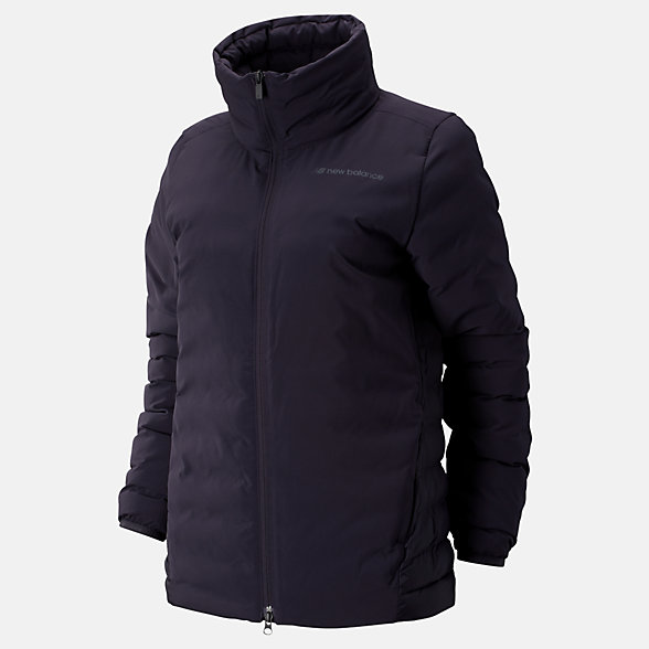 New Balance Sport Style Synth Jacket, WJ93513IVI