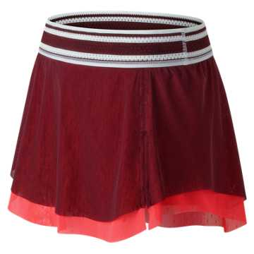 New Balance Tournament Skort, Cabernet