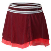 NB Tournament Skort, Cabernet