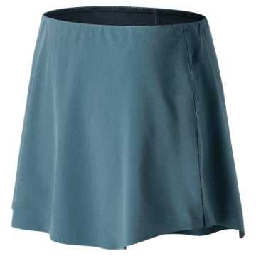 New Balance Tournament Court Skort, Light Petrol