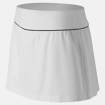 New Balance Rally Court Skort, WK83442WT image number null