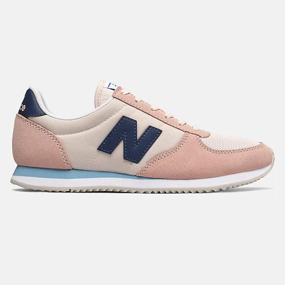 New Balance 220女款复古休闲运动鞋, WL220AA