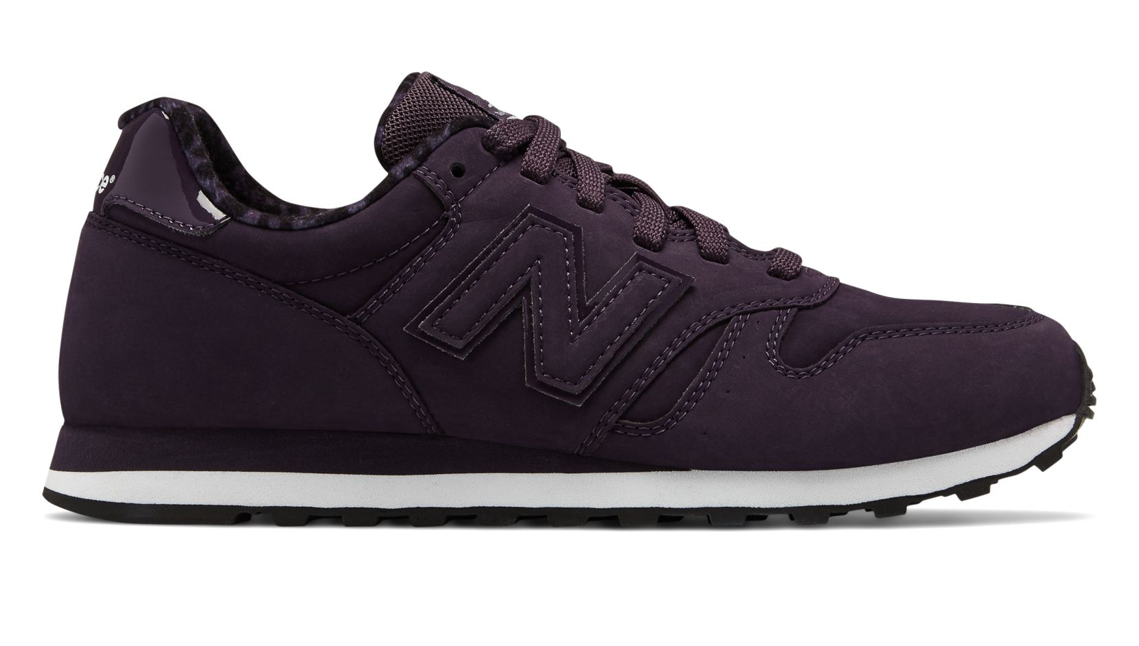 new balance 373 junior black
