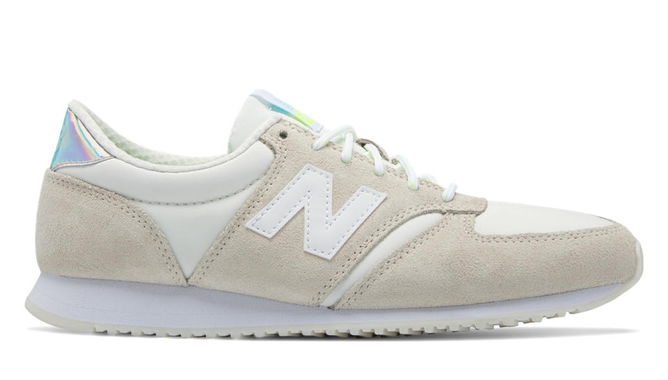 new balance 420 womens. nb 420 70s running, sea salt with white new balance womens