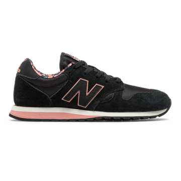 New Balance 520 70s Running, Black