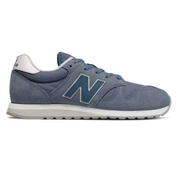 New Balance 520 70s Running, Deep Porcelain Blue