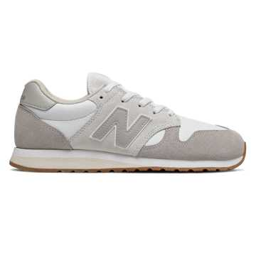 New Balance 520 70's Running, Overcast with Silver Metallic