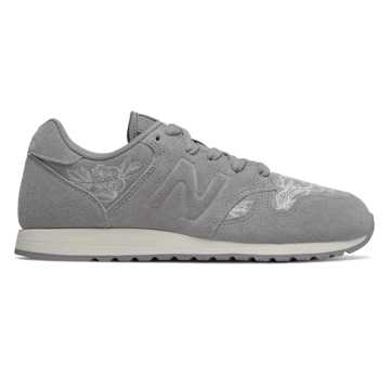New Balance 520 Floral, Marblehead with White