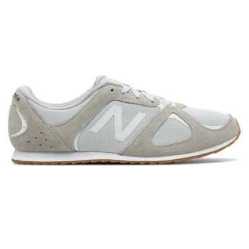 New Balance 555 New Balance, Grey with Artic Fox