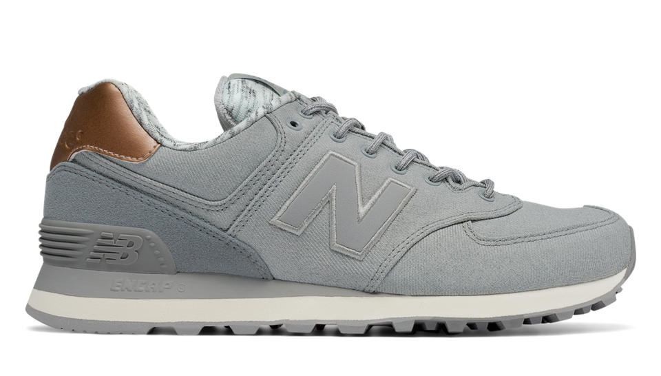 new balance 574 rose gold