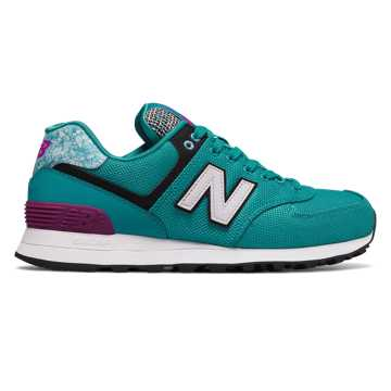 New Balance 574 Art School, Pisces with Poisonberry