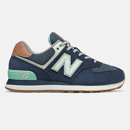 New Balance 574, WL574BCM image number null