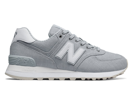 NEW Balance wl574chf Classic Retro Sneaker Running Light porcelain 40.5