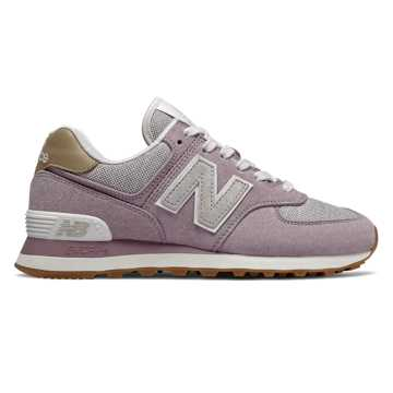 New Balance 574, Cashmere with Light Cliff Grey