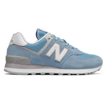 New Balance 574 Core, Clear Sky with Overcast