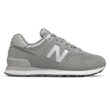 New Balance 574 Holiday Sparkler, Marblehead with Magnet