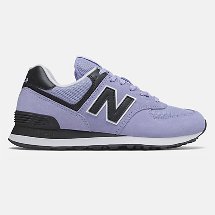New Balance 574, WL574LBD image number null