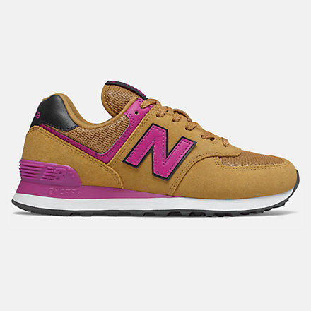 New Balance 574, WL574LBJ image number null