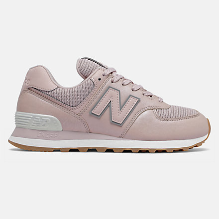 New Balance 574, WL574PMB image number null
