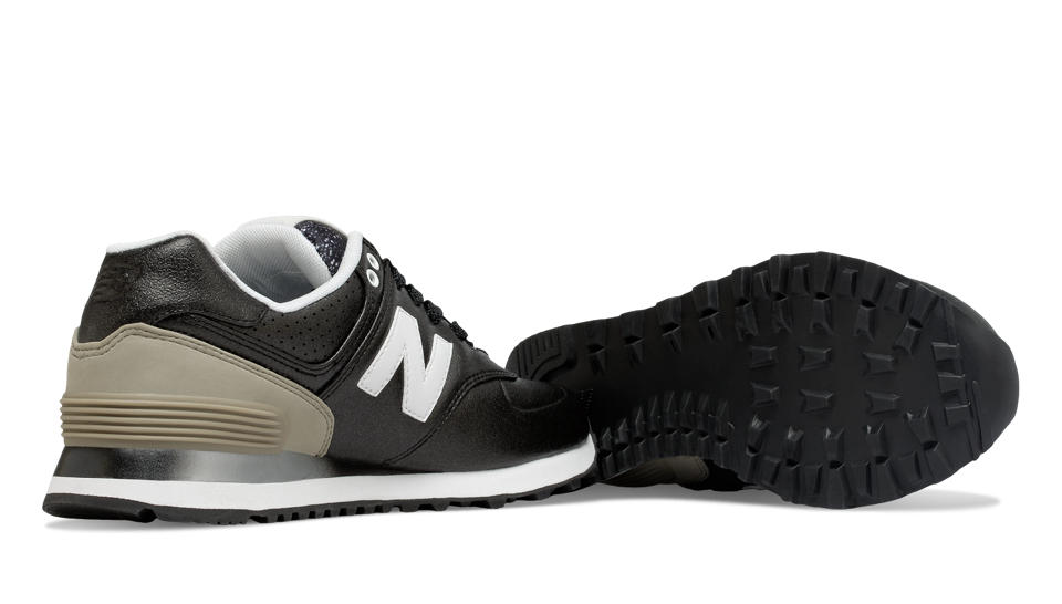 Nb 574 Grant Black With Husk