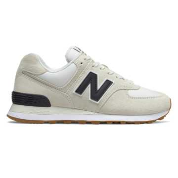 New Balance Reformation 574, Sea Salt with Munsell White & Black