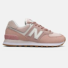 Women's Classic 574 Shoes - New Balance
