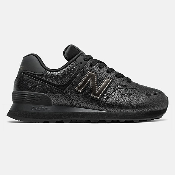 NB 574 Worn Metallic, WL574SOH