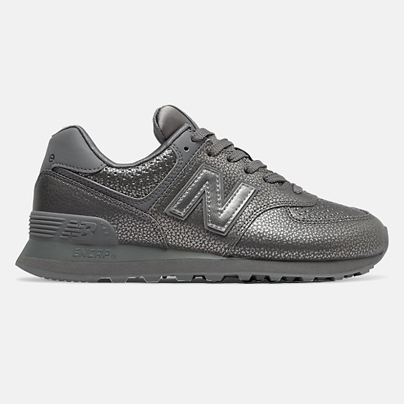 New Balance 574 Worn Metallic, WL574SOK