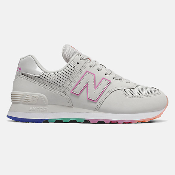 New Balance 574 Outer Glow, WL574SOL