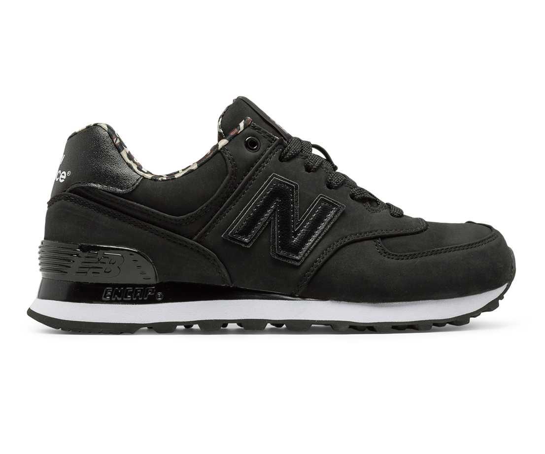 New Balance High Roller 574, Black