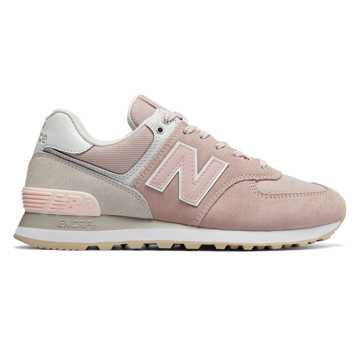 New Balance 574, Conch Shell with Nimbus Cloud