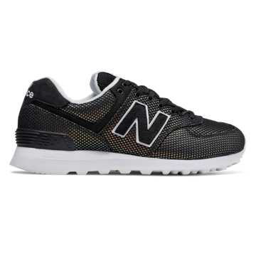 New Balance 574 Luminescent Mermaid, Black