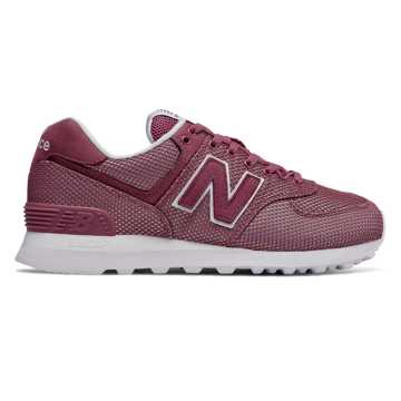 New Balance 574 Luminescent Mermaid, Dragon Fruit