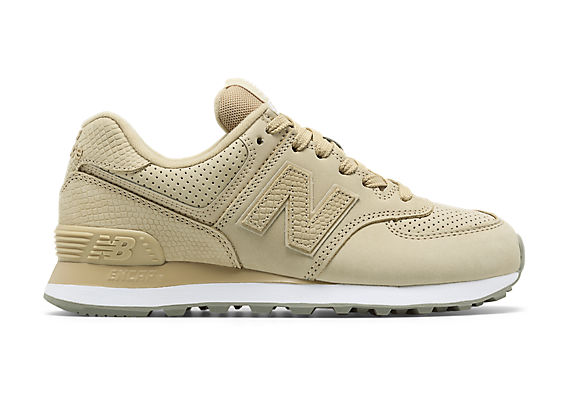 new balance beige y rosa mujer