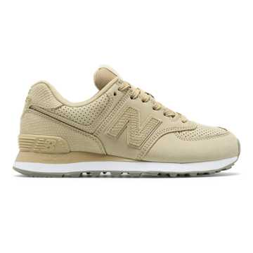 New Balance 574 Serpent Luxe, Beige