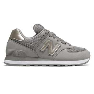 New Balance 574, Marblehead with Champagne