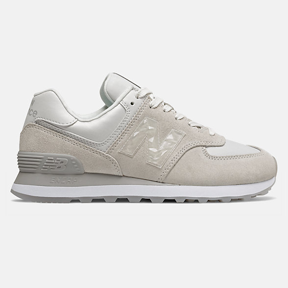 New Balance 574 Mystic Crystal, WL574WNT