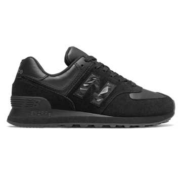 New Balance 574 Mystic Crystal, Black