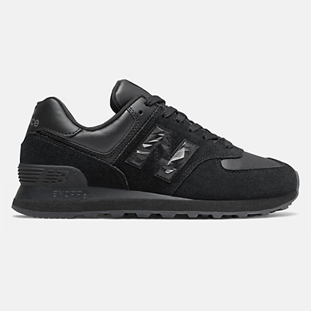 New Balance 574 Mystic Crystal, WL574WNV image number null