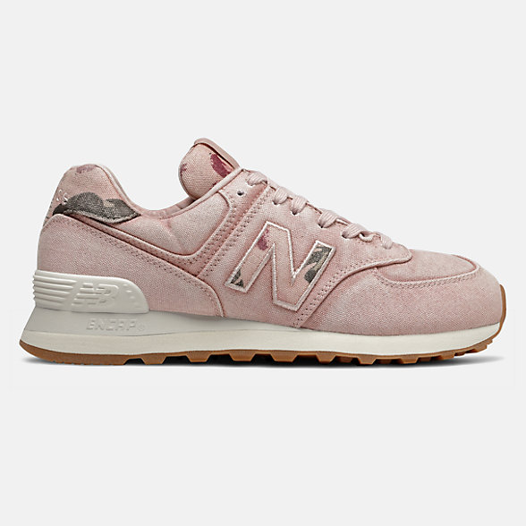 New Balance 574 Stone Wash, WL574WOR