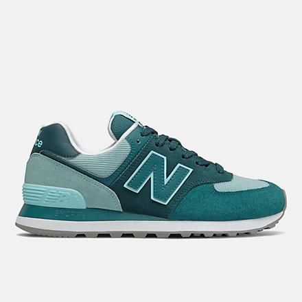 New Balance 574 - Men's, Women's, Kids' Shoes - New Balance