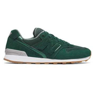 New Balance 696, Deep Jade with Light Cyclone