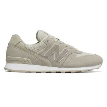New Balance 696, Angora with White