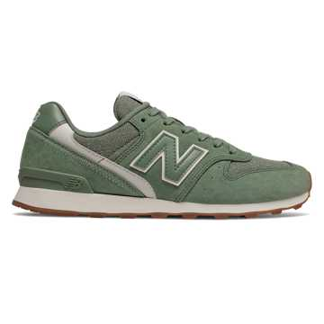 New Balance 696, Vintage Cedar with Sea Salt